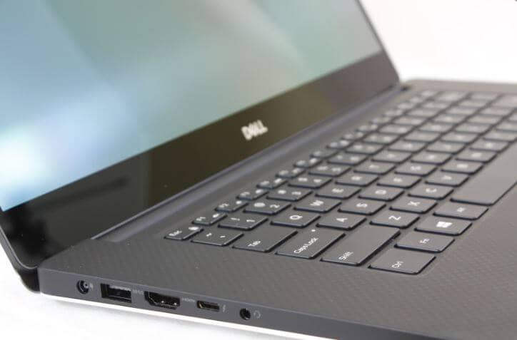 Dell Precision 5540 | Core i7 9850H | RAM 32 GB | SSD 512 GB