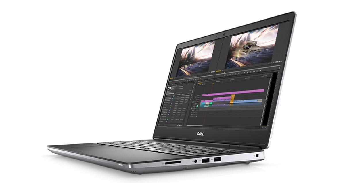 Dell Precision 7550 chuyên đồ họa