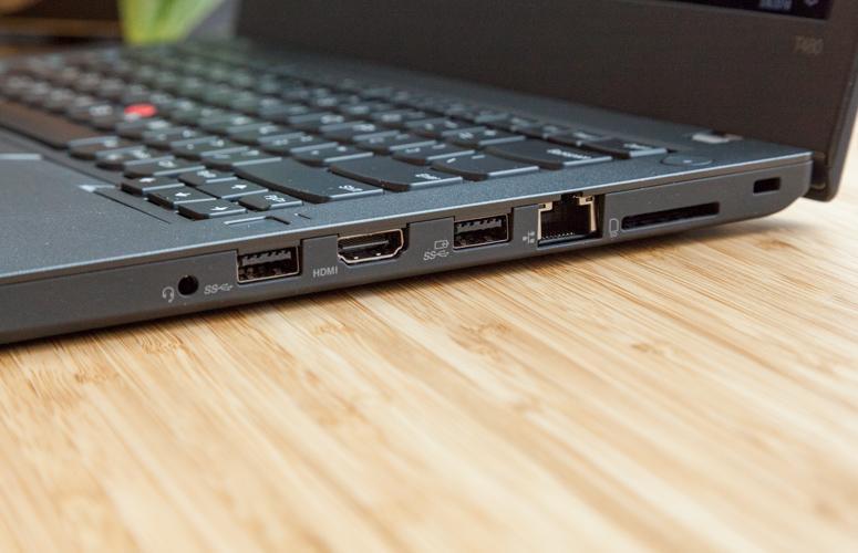 Thinkpad T480 Core i5   RAM 16G   SSD 256 GB